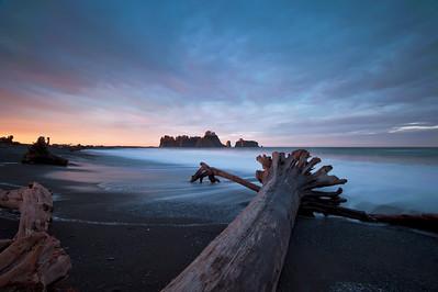 James Island sunrise