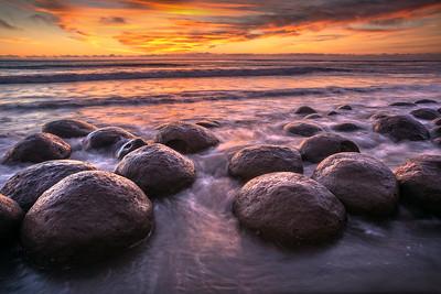 Bowling Ball Beach, Study 6, Mendocino County, California