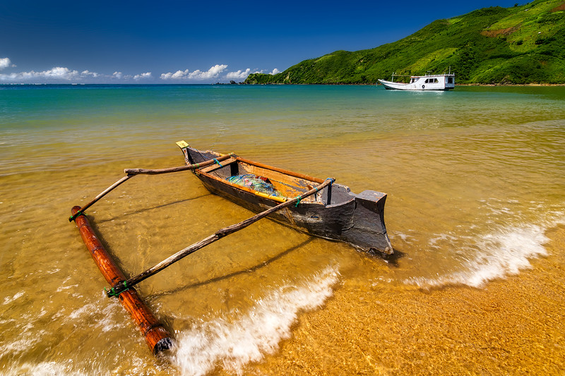 Lombok Fishing Boat