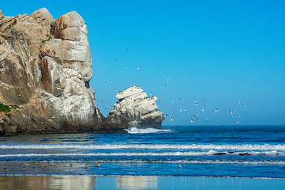 Morro Rock Profile