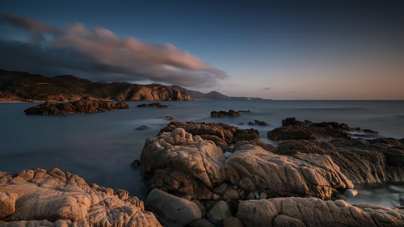 Capo Pecora (Western Sardinia)