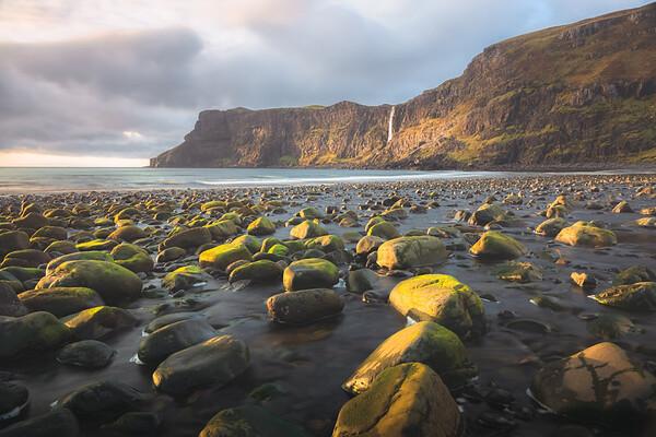Talisker Bay. Isle of Skye, Scotland