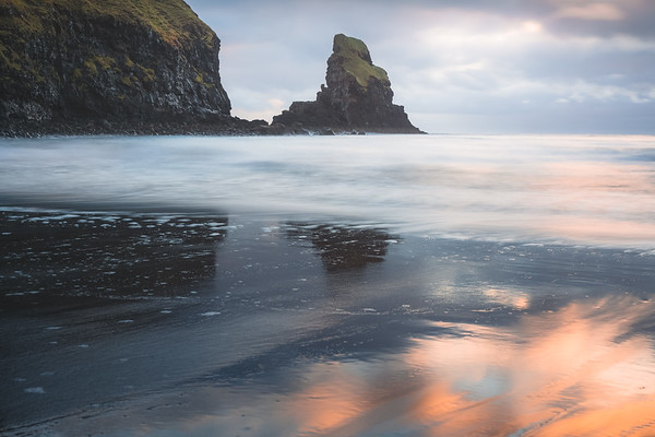 Talisker Bay. Isle of Skye, Scotland