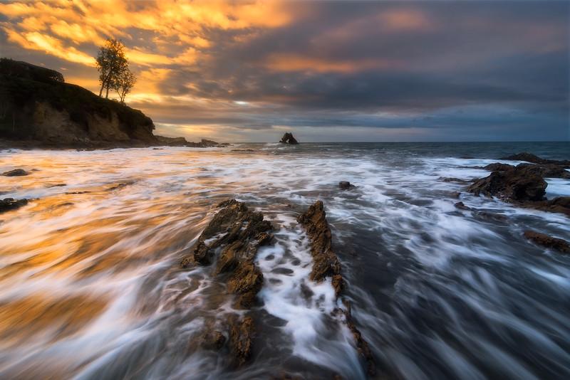 Arch Rock Sunrise