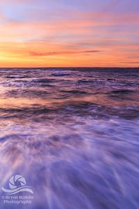 Sakonnet Point Sunset