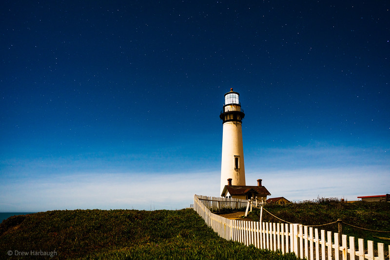 Pigeon Point Light 3