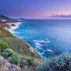 Big Sur Sunset Blues