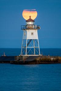 Full Sturgeon Blue Moon