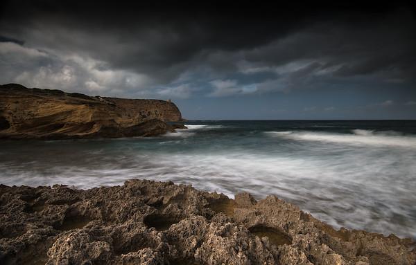 Capo Mannu (Western Sardinia)