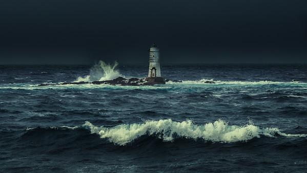 Lighthouse Mangiabarche (S. Antioco - Southern Sardinia)