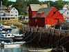 Red House & Lobster Pots
