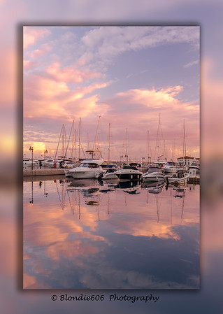 Marina Sunset , Cyprus