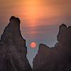 Setting Sun, Ruby Beach