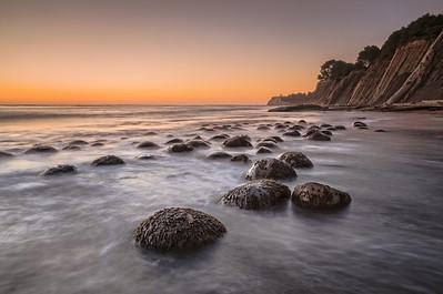 Bowling Ball Beach, Study 4, Mendocino County, California