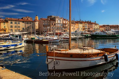 Old Harbor - St Tropez