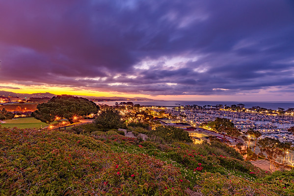 Dana Point Blue Hour