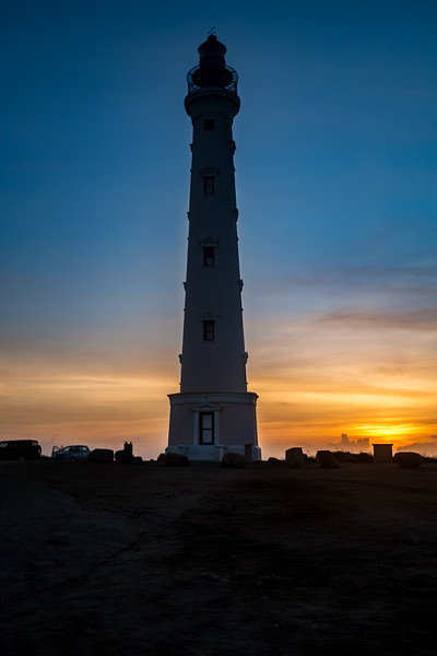 California Lighthouse sunrise II