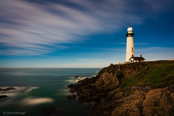 Pigeon Point Light 6