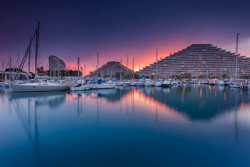 Marina Baie des Anges @ Villeneuve-Loubet #3 (French Riviera)