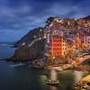 Riomaggiore, Cinque Terre (Italy)