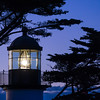 Point Pinos Lighthouse at Sunset no. 2