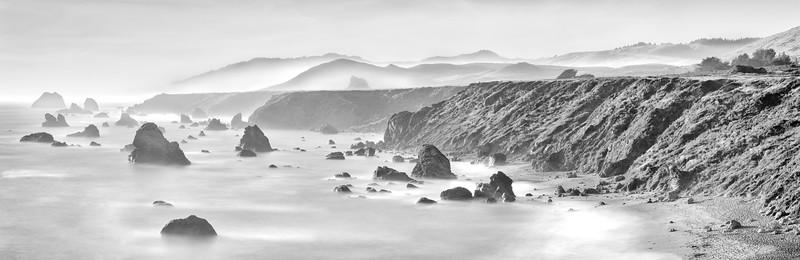 Sonoma Coast Panoramic, California
