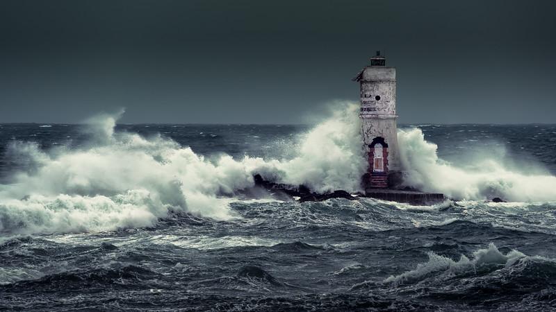 Lighthouse Mangiabarche (Southwestern Sardinia)