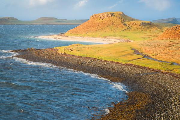 Coral Beach. Isle of Skye, Scotland