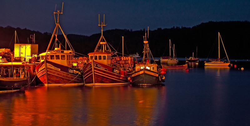 Mull Harbour