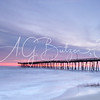 Winter Sunrise at the Virginia Beach Fishing Pier