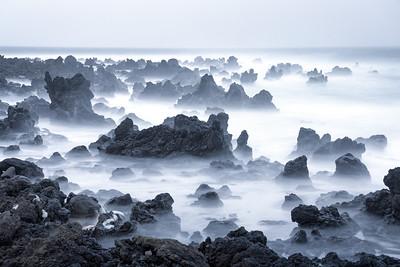 Lava Rock, Study 2, Maui, Hawaii