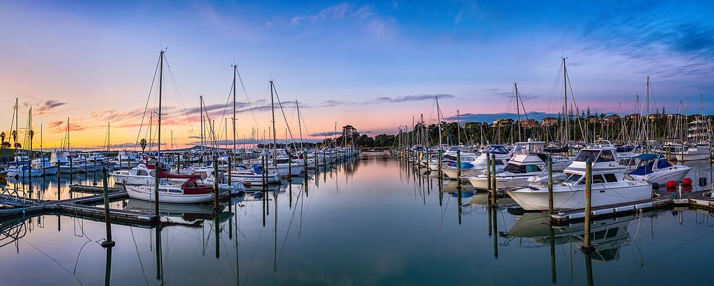 Pine Harbour Marina
