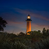 Jupiter Lighthouse Sunset