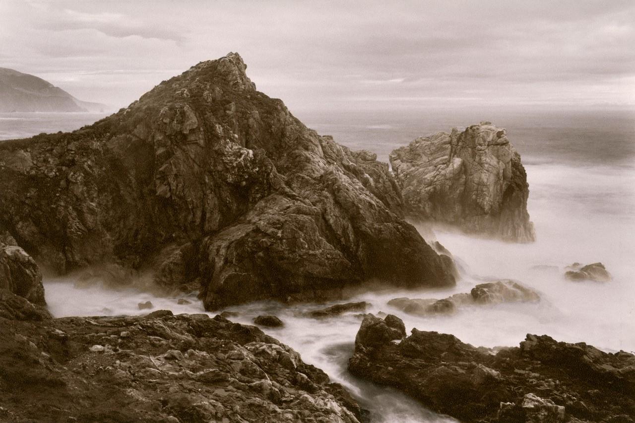 Rocky Point, Big Sur, California
