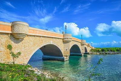 Crab Cay Bridge