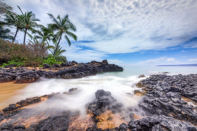 Secret Cove, Maui, Hawaii