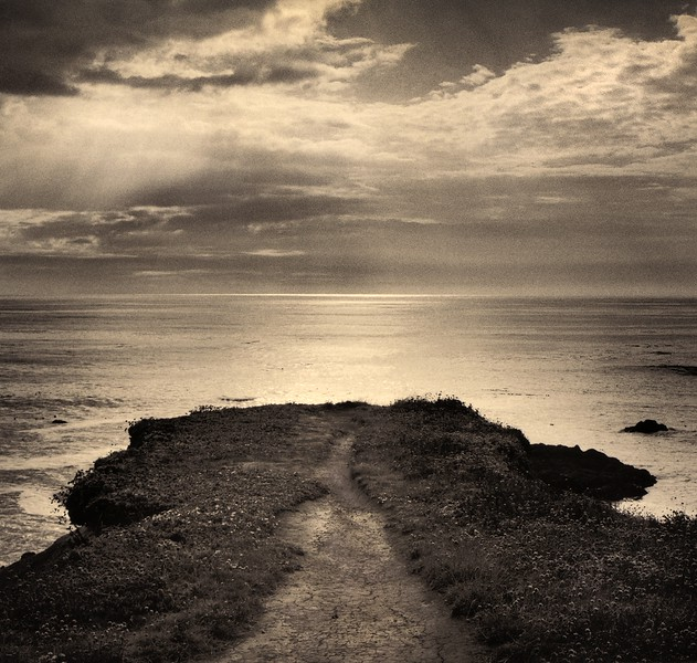Trails End, Sea Ranch, California