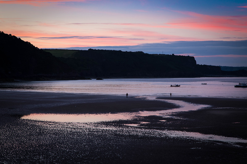 Tenby Sunset