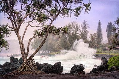 Keanae Cove, Maui, Hawaii