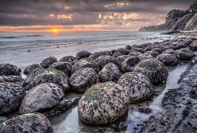 Bowling Ball Beach, Study 8, Mendocino County, California