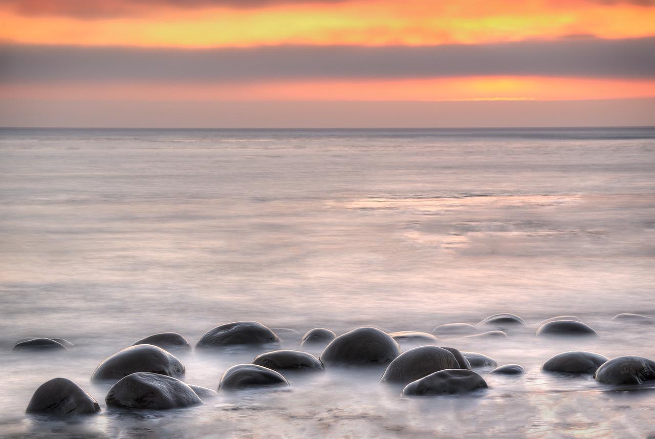 Bowling Ball Beach, Study 2, Mendocino County, California