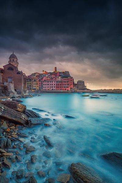 Vernazza, Cinque Terre (Italy)