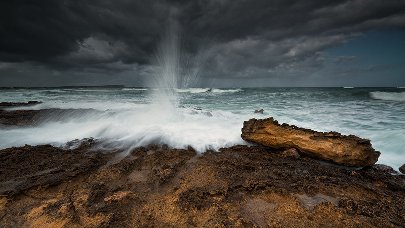 Mistral storm