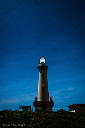 Pigeon Point Light 1: the Light Between Oceans Cover Version