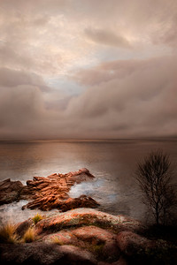 Sleepy Bay Storm - Tasmania