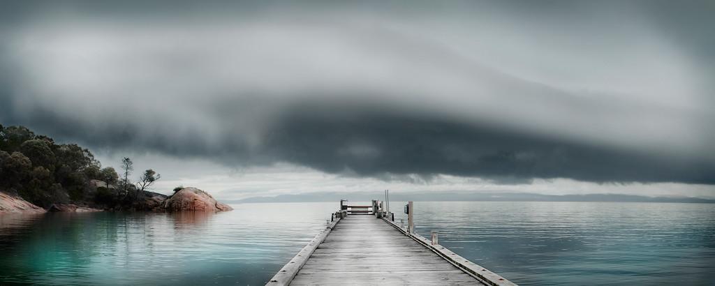 Freycinet Bay, Tasmania