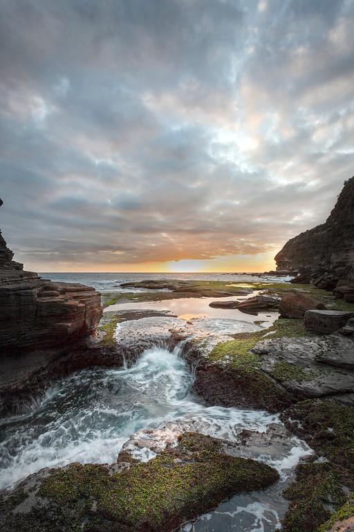 Canyon X, Sydney, Australia