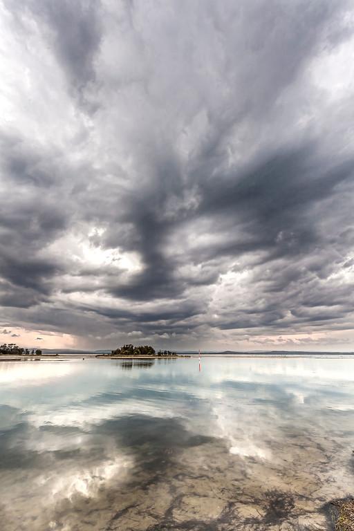 Central Coast Lake, Australia