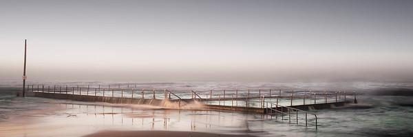 Mona Vale Ocean Pool, Sydney, Australia