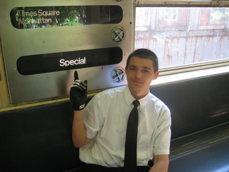Brandon=Special!